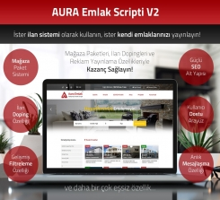 Aura Real Estate Script