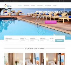 Hotel Web Paketi Star v 2.5 OFM0196