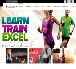 Spor Salonu / Fitness Web Pake